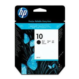 HP C4844A NO.10 黑色原廠墨水匣
