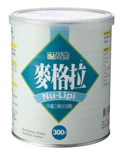 安康藥妝:【益富】麥格拉300g瓶