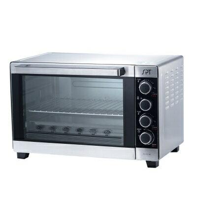 尚朋堂 SPT 48L 第 旋風雙溫控烤箱 SO~9148   歐規A13雙層玻璃