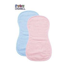 PUKU藍色企鵝-環保紗布尿布(藍色)(M號)3入組199元(現貨售完為止)