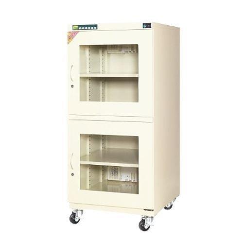 【新風尚潮流】防潮家 450L 電子防潮箱 一對二上下分離式對流除濕 防潮櫃 D-450A