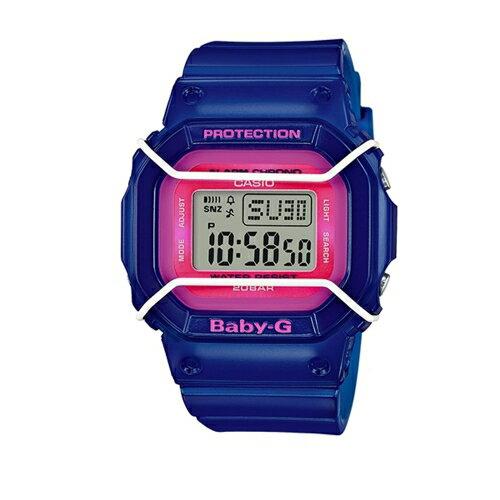 CASIO BABY-G耀眼奪目時尚運動錶/BGD-501FS-2DR