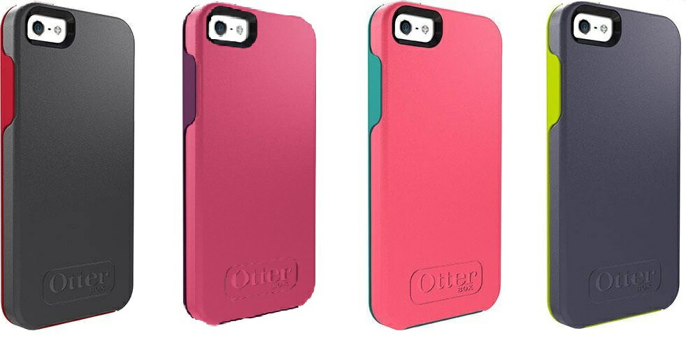 【OtterBox】SYMMETRY SERIES iPhone5/5s/SE 防摔 防撞 保護殼