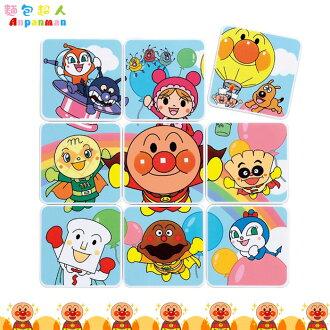 大田倉 日本進口正版麵包超人 Anpanman 知育 益智 玩具 磁鐵拼圖 拼圖遊戲 兒童拼圖 781568