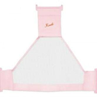 Karibu 凱俐寶 嬰兒用浴網-粉紅