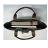 CORRE 【LI056】亞麻蝴蝶結手提包 附贈亞麻長夾 2