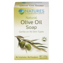 NATURES橄欖油皂100g【愛買】