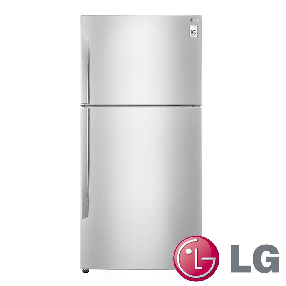 【LG樂金】Smart  496L 變頻上下雙門冰箱 / 精緻銀(GN-B490SV)