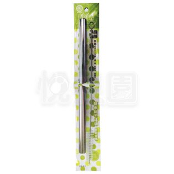 GreenBell綠貝316不鏽鋼珍珠吸管【悅兒園婦幼生活館】