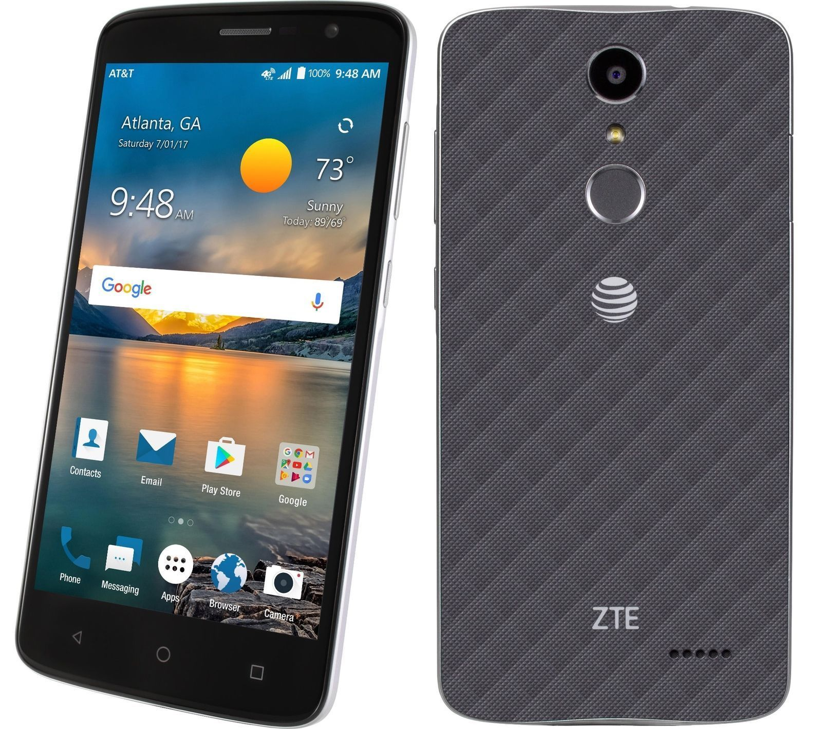 ProElectronics Distributing Inc : ZTE Blade Spark Unlocked 4G LTE