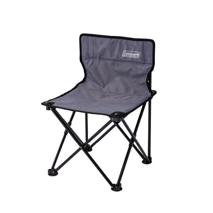 【露營趣】中和安坑 Coleman CM-26853 吸震摺椅/灰 摺疊椅 童軍椅 休閒椅 露營椅