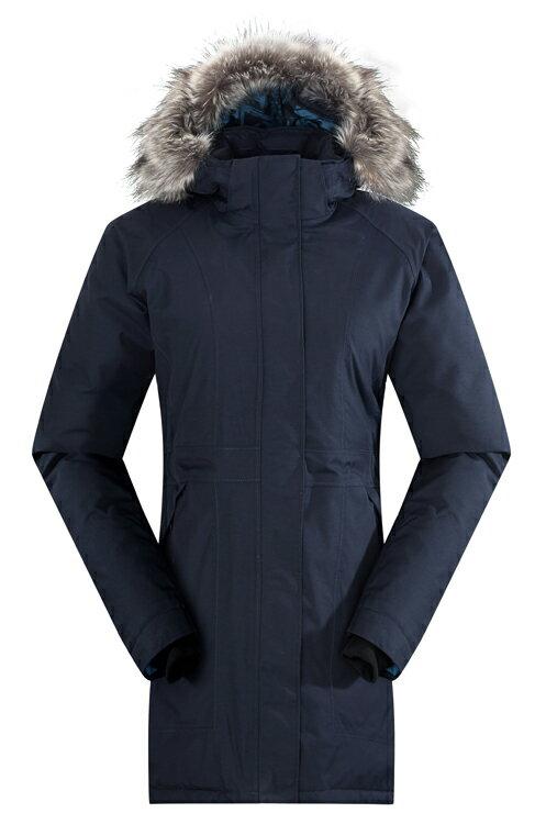 【鄉野情戶外專業】The North Face |美國| 連帽羽絨外套 女款/連帽外套 連帽大衣 羽絨大衣/CA5Q 【羽絨填充550FP】