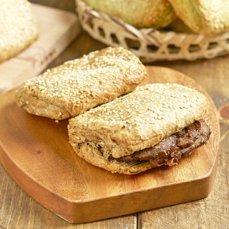 芝麻醬酥餅︱7個 / 盒︱香濃芝麻醬+多層次口感 0