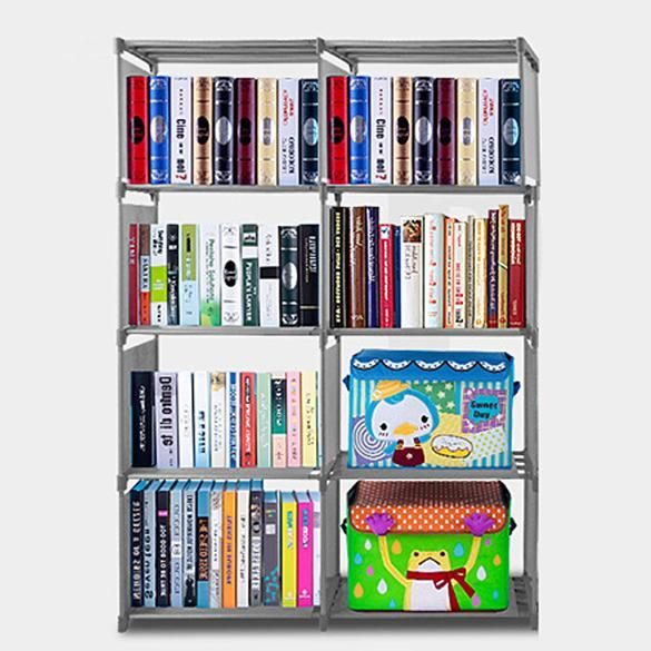 4 layer Adjustable Bookshelf 4