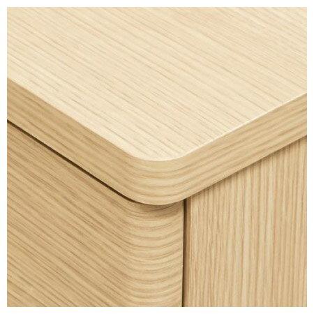 ◎木質整理櫃 LUFFY2-80NA NITORI宜得利家居 4