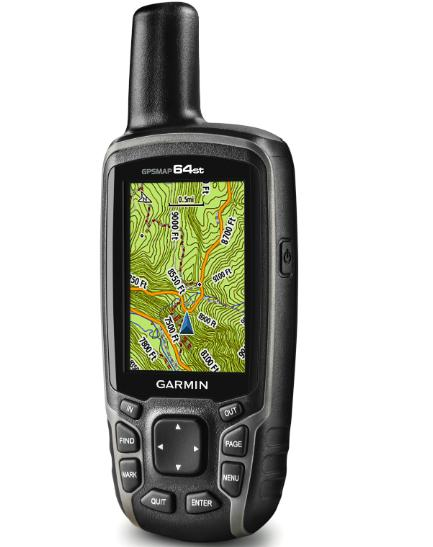Garmin GPSMAP 64st 雙星定位導航儀/衛星導航 GPS