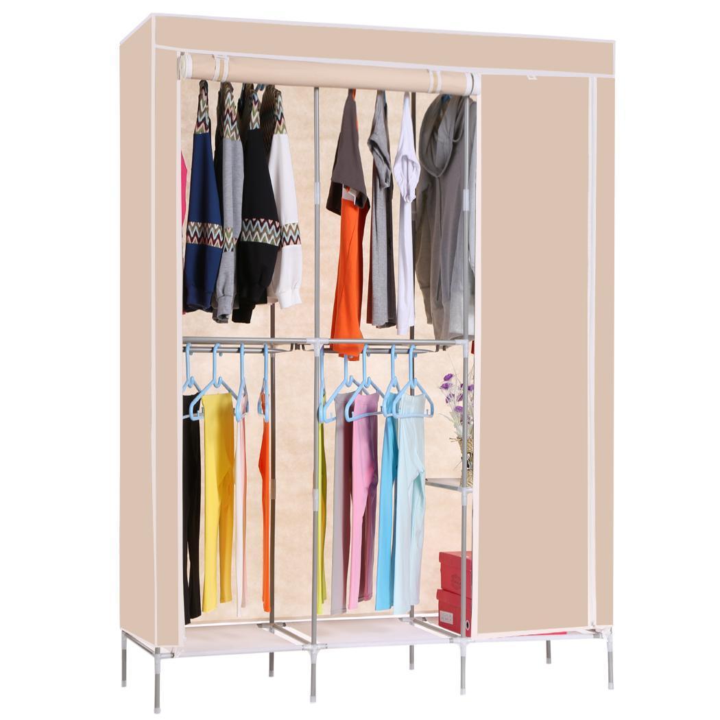 Non-Woven Folding Practical Closet Wardrobe 1