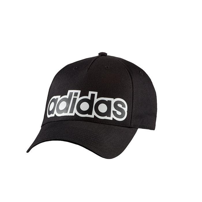 【H.Y SPORT】全新 Adidas 愛迪達 厚版 棒球帽 帽子 運動帽 AB0519 (BLACK)