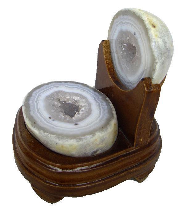 水晶聚寶盆擺件瑪瑙聚寶盆0.8kg瑪瑙水晶洞