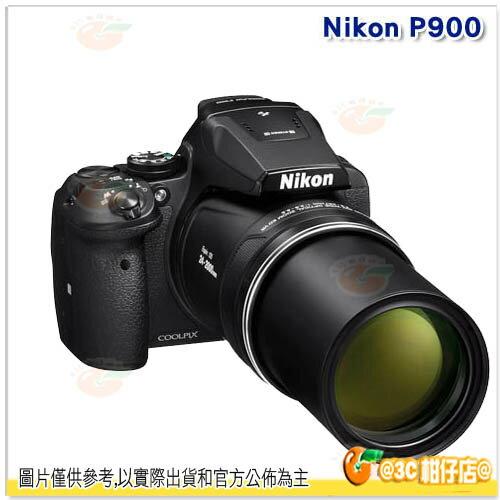 免運 6/30前申請送原電 再送64G+副電+座充等7大好禮 Nikon Coolpix P900 國祥公司貨 83X最高倍光學變焦 可翻轉螢幕