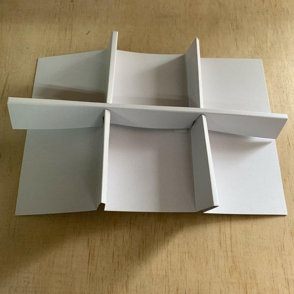 【嚴選SHOP】6格 透明儲窗 三色手提盒 馬芬盒 杯子蛋糕盒 慕斯 奶酪 月餅盒 包裝盒 禮盒 蛋塔盒【C074】