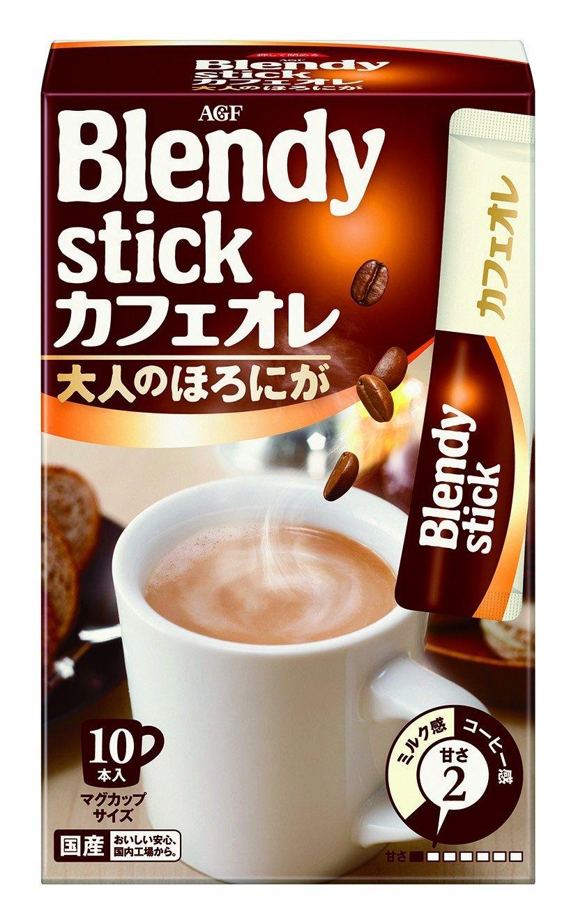 AGF Blebdy stick 三合一 咖啡~濃厚微苦