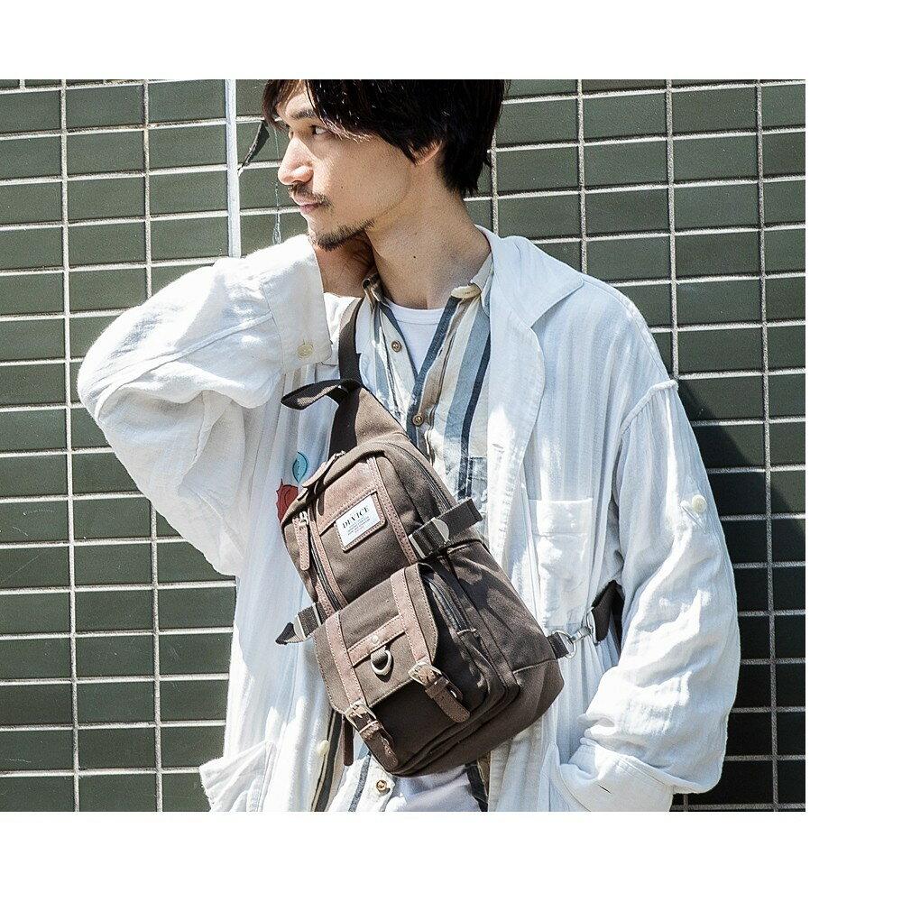 ★台灣現貨 DEVICE單肩斜背包 帆布包 單肩包 日本進口 人氣款 1