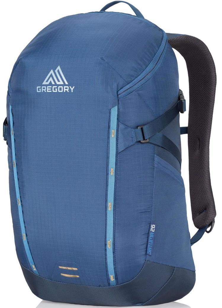 Gregory SATUMA 26 健行旅行背包/電腦包/運動背包/多功能夾層背包 74480 0528 深藍