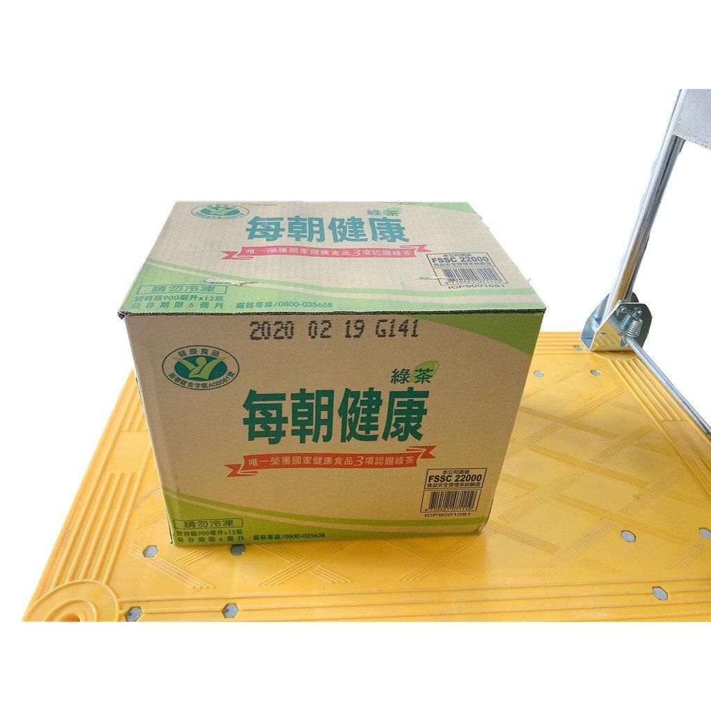 每朝 健康綠茶 900ml 一箱 12瓶  無糖綠茶 限一箱