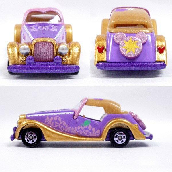 【Fun心玩】DS86195 麗嬰 日本 TOMICA 迪士尼 DM-08 魔髮奇緣 樂佩 多美小汽車 聖誕 生日 禮物
