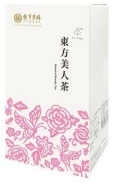 台灣農林 東方美人茶(立體茶包) 2.5g*20入
