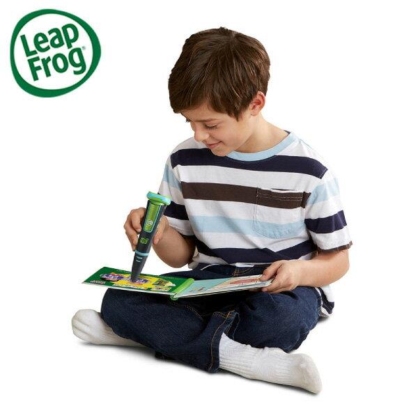 美國 LeapFrog 跳跳蛙 LeapStart Go點讀Go學習筆|點讀筆(綠 / 粉) 2