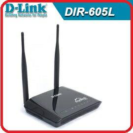 D-Link DIR-605L 無線寬頻路由器