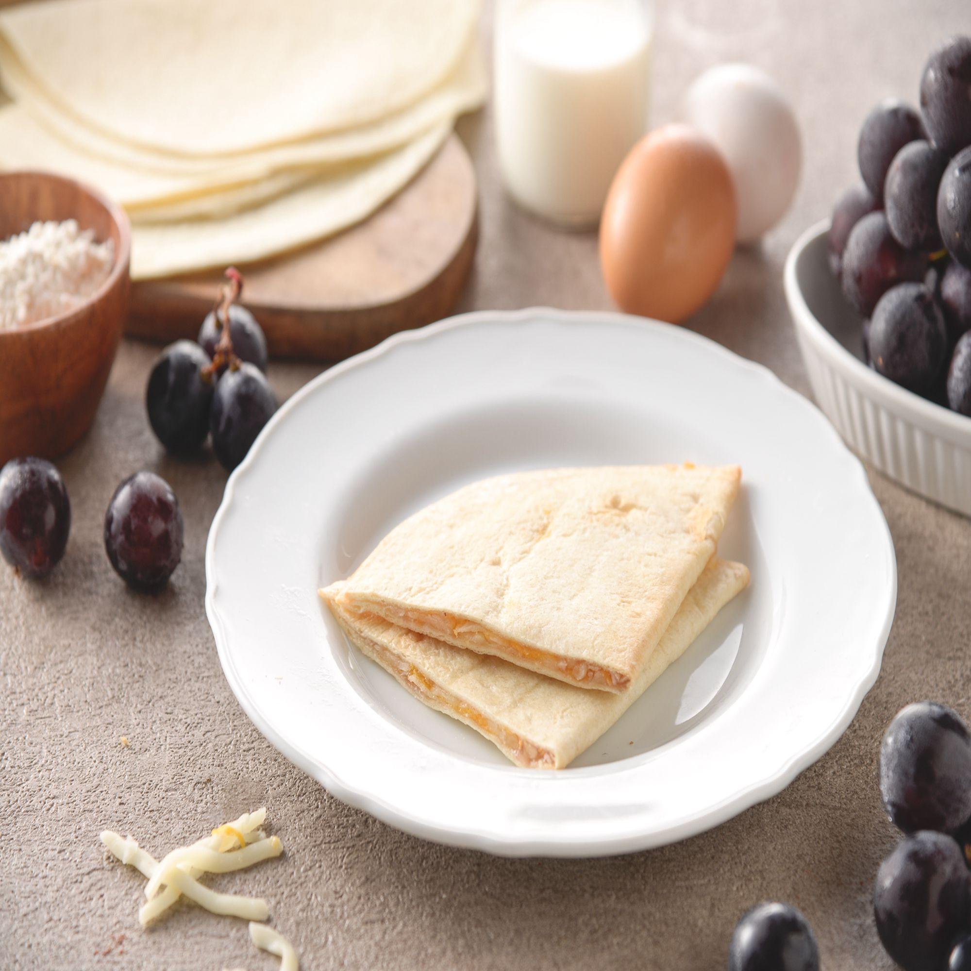 低卡脆皮義式起司烤餅【鹹甜|20入】加熱點心 微波食品 簡單料理 17新鮮美味坊
