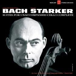【停看聽音響唱片】【黑膠LP】Bach - 6 Solo Cello Suites - Janos Starker (3LP)