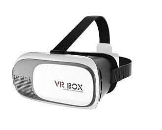 ★ 免運 + 好禮五選一 ★ VR-BOX 虛擬實境 3D眼鏡/暴風魔鏡/穿戴裝置/手機虛擬眼鏡/虛擬3D/頭戴式眼鏡/3.5-6吋【馬尼行動通訊】