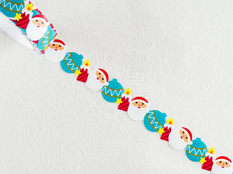 *小徑文化*日本進口 MOYO Lace Tape 系列 - 聖誕節 02 ( Christmas-02 )