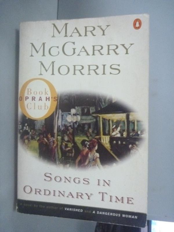 ~書寶 書T8/原文小說_HHA~Songs in Ordinary Time_Mary