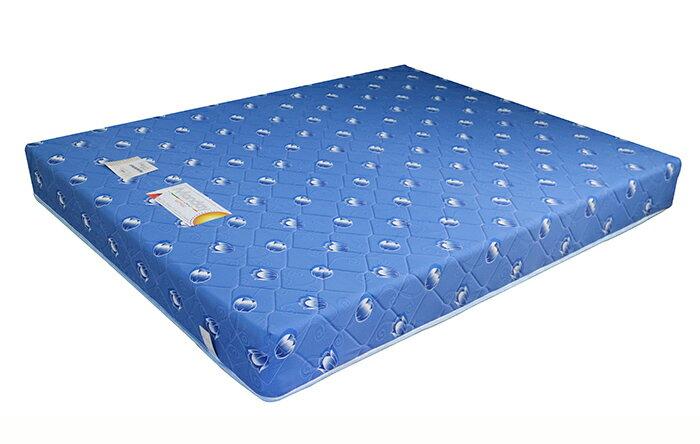 【尚品家具】854-04 克拉肯 雙人5尺冬夏兩用硬式床墊~另有單人3.5尺、雙人加大6尺床墊~布花隨機不可挑色