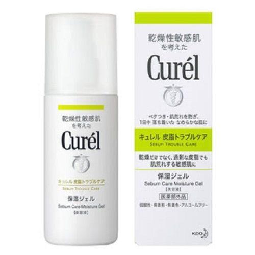Curel 珂潤 控油保濕水凝露 120ml 全新封膜 效期2020.10 【淨妍美肌】
