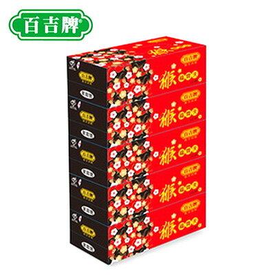 百吉牌-盒裝面紙(220抽*5盒/串) 760A
