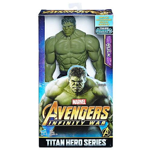 《復仇者聯盟‧無限之戰》12吋泰坦英雄人物-浩克
