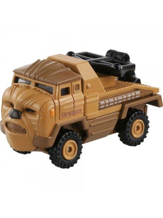【真愛日本】16022800018 TOMY小車SC10-丘巴卡 star wars 星際大戰 TOMY 小車 玩具