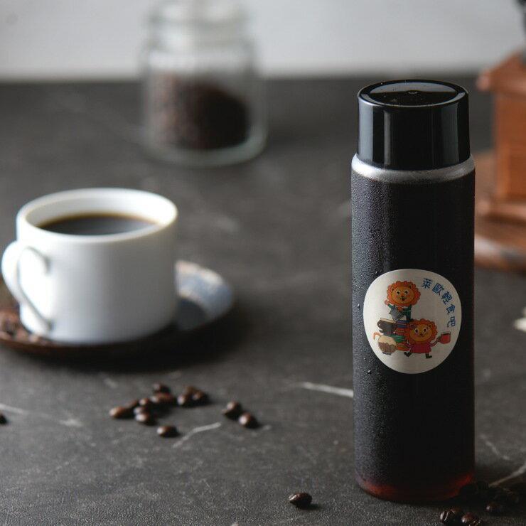 龍眼木炭焙冷萃咖啡*10罐