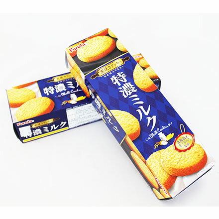 敵富朗超巿:[敵富朗超市]Furuta古田窯燒餅乾-特濃牛奶味80.4g有效日期:2018.04.30