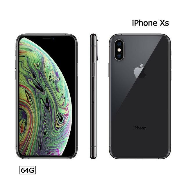 【童年往事】全新品 可刷卡 蘋果 Apple iPhone  Xs 64G 5.8吋 全新未拆