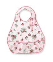 銀髮族用品與保健【銀元氣屋】銀髮族 樂齡圍兜擋物袋 三種花色可選