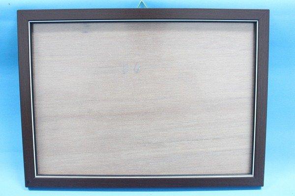 A3證書框 相框 A3獎狀框 畫框42cm x 30cm(高級原木條)/一個入{促300}