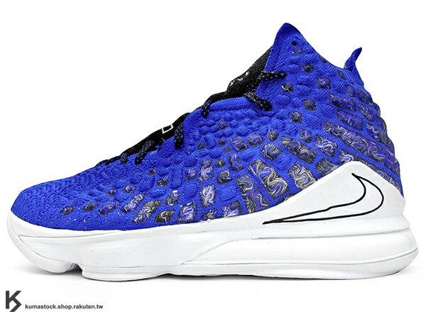 2020 NBA 最新款 LeBRON JAMES 最新代言 UNINTERRUPTED x NIKE LEBRON XVII 17 MTAA EP 全新 藍白 KNITPOSITE 飛織鞋面 前 15mm ZOOM MAX AIR 後 MAX AIR 氣墊 小皇帝 雷霸龍 不只是運動員 MORE THAN AN ATHLETE KING LAKERS 頂級科技 籃球鞋 (CT3465-400) ! 0