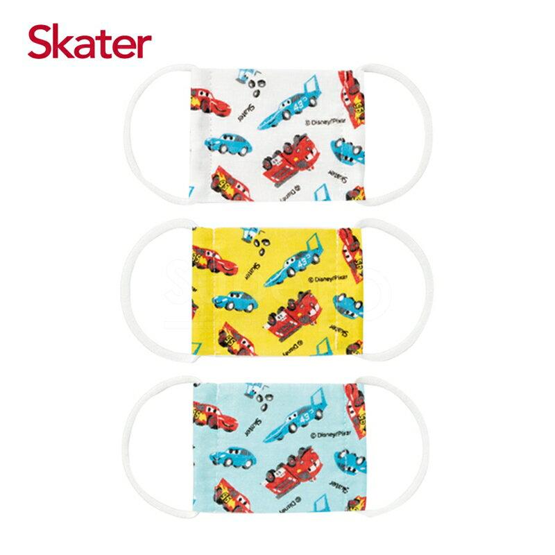 Skater 幼兒紗布口罩(3枚/包)-閃電麥坤(baby適用)★衛立兒生活館★